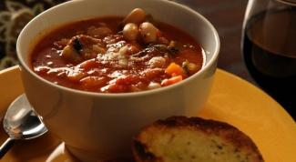 Как приготовить суп из сосисок