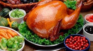 Мясо индейки: калорийность и питательная ценность