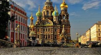 Что посмотреть в Санкт-Петербурге