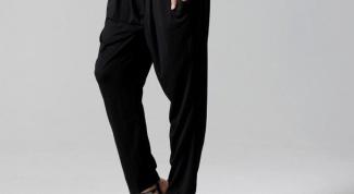 Какие брюки будут в моде в 2014 году
