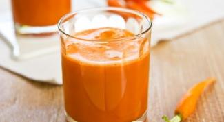 Чем опасно употребление морковного сока каждый день