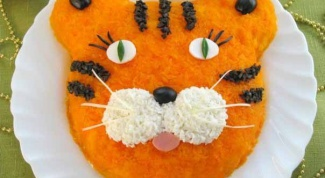 Как приготовить салат «Тигр»