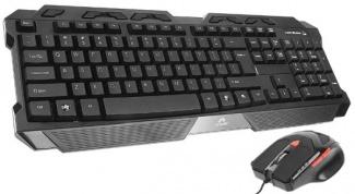 Выбор мышки и клавиатуры для геймера