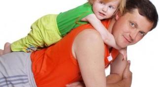 Каковая роль отца при воспитании сына