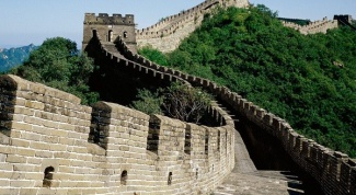 Что такое Великая китайская стена