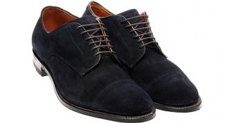 Какую обувь называют «Дерби»