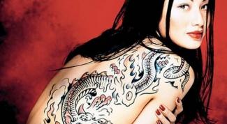 В каком месте сделать татуировку