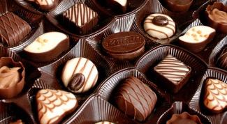 Как выбрать шоколадные конфеты