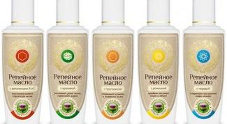 Чем полезно для волос репейное масло
