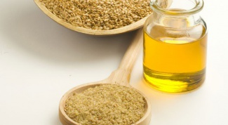How to use flax seeds in cosmetology