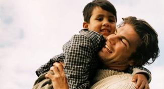 Как привить отцу любовь к сыну