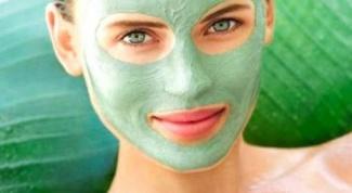 Чем полезна зеленая косметическая глина