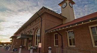 Что делать на вокзале чужого города