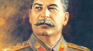 Когда день рождения Сталина