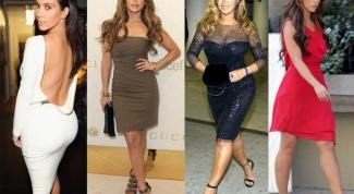 Какие модели юбок и платьев подходят для широких бедер