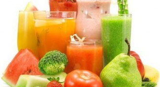 What juice to drink to raise the hemoglobin