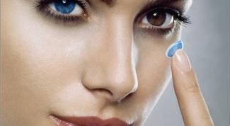 Портят ли зрение цветные контактные линзы