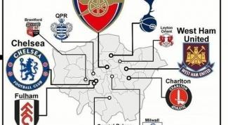 Сколько в Лондоне футбольных клубов