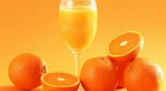 Home how to make orange juice