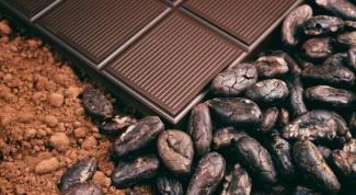 Чем полезен горький шоколад
