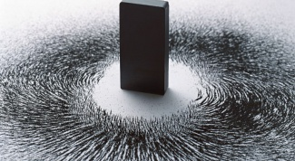 Why the magnet attracts iron