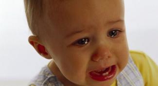 Что делать, если отца раздражает плач грудного ребенка
