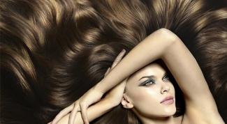 Горячее обертывание волос шелком