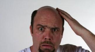 Лысина у мужчины: как можно восстановить волосы