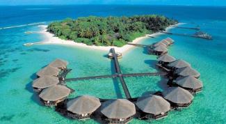 Когда отдыхать на Мальдивах