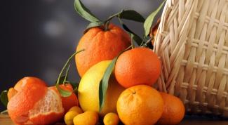 Можно ли набрать вес от апельсинов и мандаринов