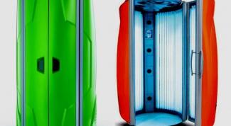 Преимущества и недостатки вертикального солярия