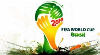 Где смотреть турнирную таблицу ЧМ по футболу 2014