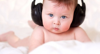 Какая музыка полезна малышам