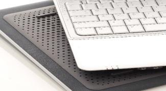 Что из себя представляет охлаждающая подставка для ноутбука