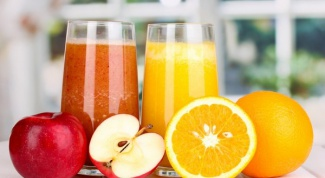 The harm and benefit store-bought juices