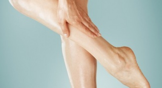 Why the swollen feet in the morning