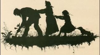 Чему учит сказка «Репка»