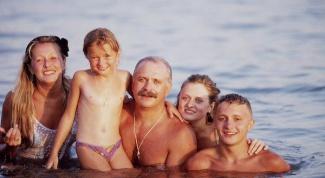 Сколько детей у Никиты Михалкова