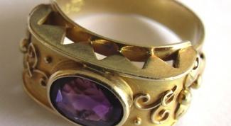 На каком пальце носят перстень