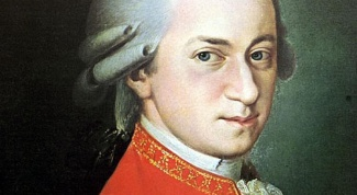 The most famous works of Mozart