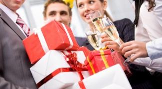Что подарить начальнице на Новый год