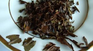 Что такое спитой чай и для чего он нужен