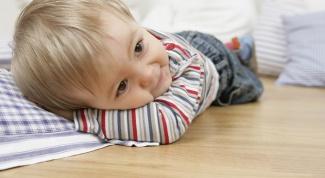 Почему ребенок не спит днем