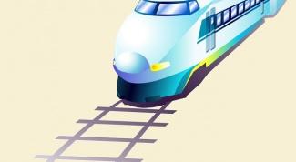 Как узнать расписание поездов
