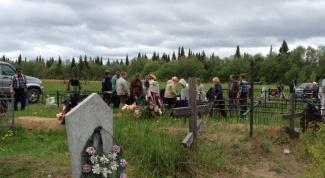 Во сколько обходятся похороны человека