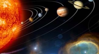 Отличительные особенности планет Солнечной системы  в 2018 году