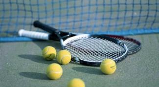 Как выбрать профессиональную ракетку для большого тенниса