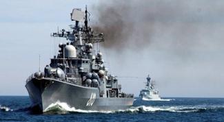 У какой страны мира самый сильный флот