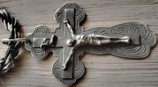 К чему потеря нательного крестика