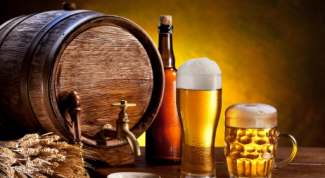 What made non-alcoholic beer